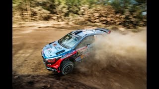 WRC Kennards Hire Rally Australia 2017