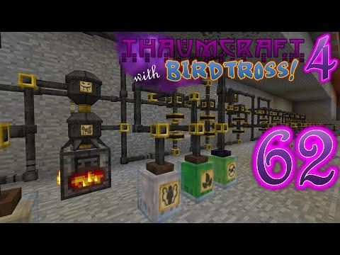 Thaumcraft 4.2.3.5 with Birdtross - E62 - Moonshine: Part 1 (Modded Minecraft)