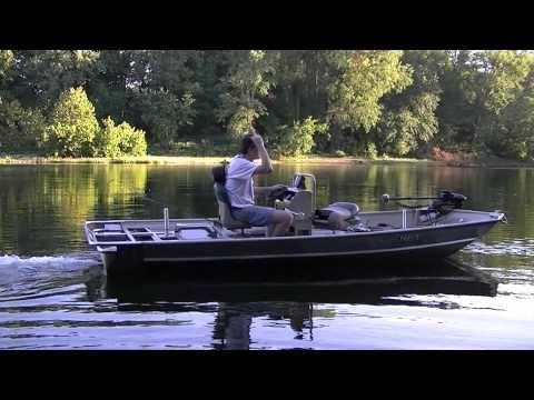 Jamie's Seadoo Powered Bass Boat 9/13/10 pt.2 Jet Ski Jon