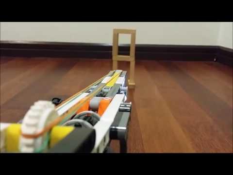 Lego Technic MOC Machine Gun