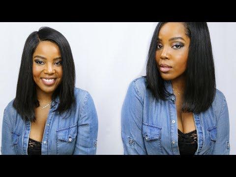 Hair Transformation: ISSA BOB | Melissa Denise |  ft. Myfristwig