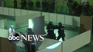 Massive security plans in place ahead of South Korea Olympics