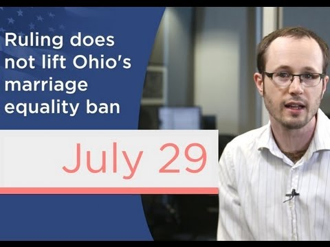 Surprise Marriages in OH & PA: July 29 Marriage News Watch