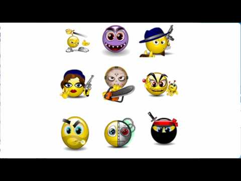 Download 10000 Smiley Faces Smiley | Free Emoticons Download