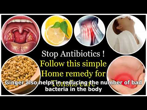 Home Remedies To Treat Bacterial Infection Naturally Without Antibiotics