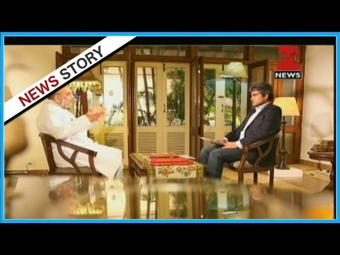 Zee Media Exclusive: In conversation with BJP President Amit Shah