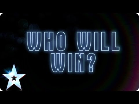 Who will win? | Britain's Got Talent 2014