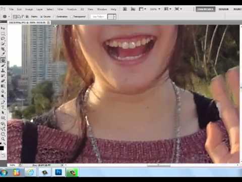Photoshop CS5 Patch tool
