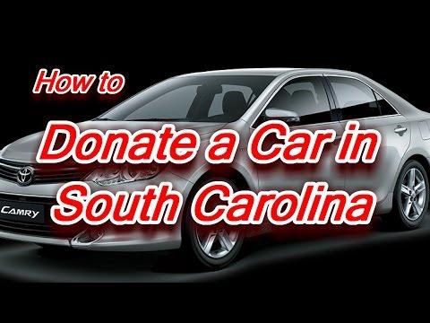 Donate a Car in South Carolina