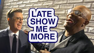LATE SHOW ME MORE: I'll See What I Can Do