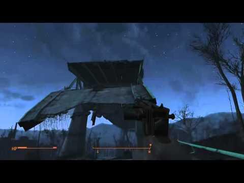 Fallout 4! Power Armor Location Fusion Core 100%