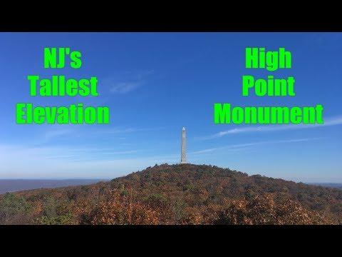 Hiking Difficult Terrain: High Point Monument