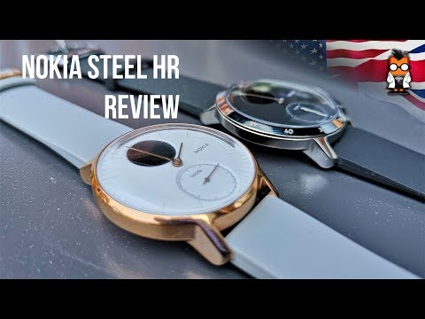 Nokia Steel HR Review - A great combination of Design and Features