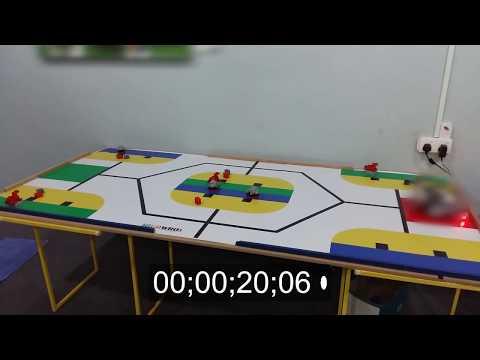WRO 2017 Regular Elementary 22 seconds