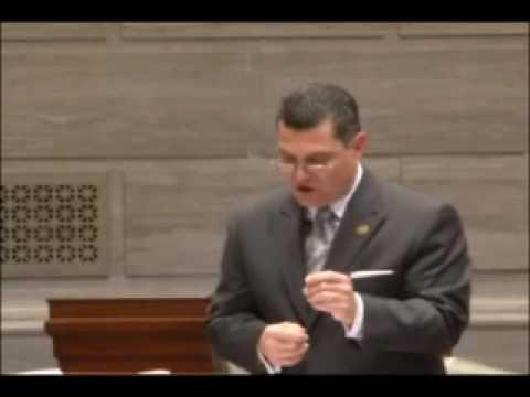 Sen Jim Lembke  Missouri 10th Amendment Resolution.