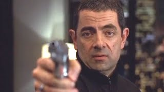 Truth Serum   Johnny English   Funny Clip   Mr Bean Official
