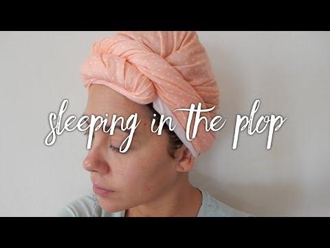 Sleeping In The Plop