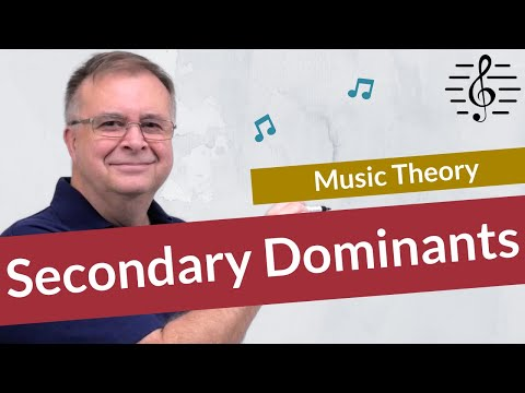 What is a Secondary Dominant? - Quick Tip!