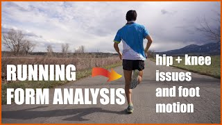 """RUNNING BIOMECHANICS: FOOT MOTION """"SPLAY"""", HIP EXTENSION FORM TECHNIQUE TIPS by Coach Sage Canaday"""