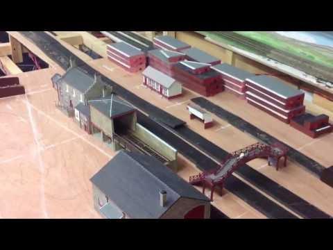 Arboretum Valley model railway layout massive re build talk thru