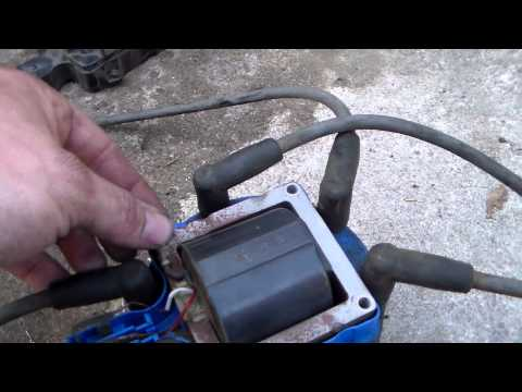 How to swap an HEI in-cap ignition coil