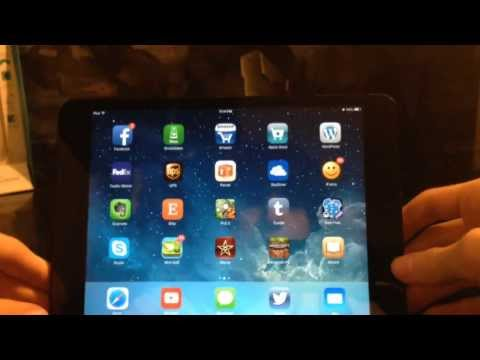 Tech Armor HD Clear Screen Protector Review for iPad Mini