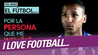 I love football because... Deyverson Silva, Deportivo Alaves player