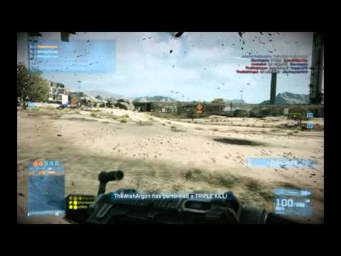 Battlefield 3: About Me!