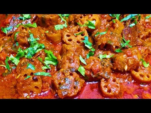 Xxx Mp4 नॉन वेज खाना भूले जाओगे इस सब्ज़ी को खाने के बाद Kashmiri Nadru Yakhni Lotus Stem Recipe In Hindi 3gp Sex