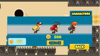 Chester Jetpack Android New Game