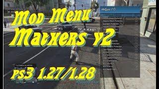 GTA V 1 26/1 27 - THE PHOENIX MOD MENU DOWNLOAD CEX/DEX  | Daikhlo