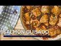 Download Salmon Guisado | Stew Salmon | Fish u0026 Seafood Recipes | Chef Zee Cooks MP3,3GP,MP4