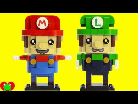 Super Mario and Luigi Loz Mini Block 1706