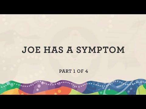 Joe's Lung Cancer Journey - Joe has a symptom
