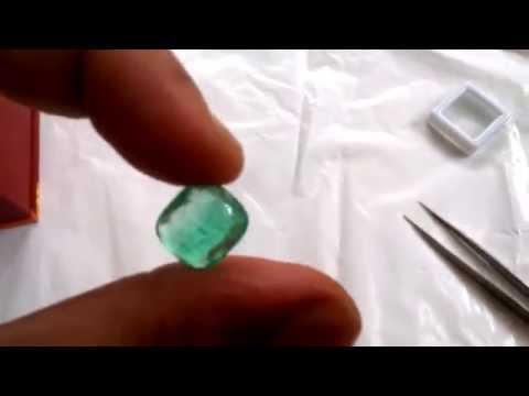Zana Gems - Colombian Emerald  5.25 cts on sale