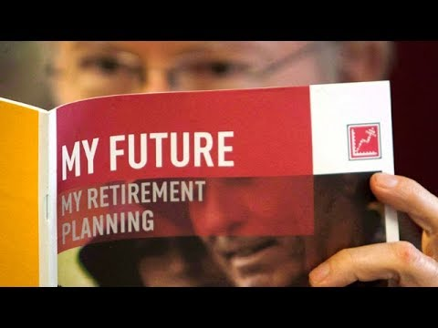 Saving for retirement a mystery for Canadians