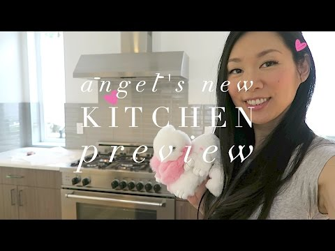 New Kitchen Tour! ♥ Angel Wong's Kitchen