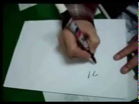 hand tremor (writing tremor) treatment (수전증, 진전증의 고주파 치료술)