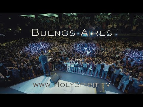 Amazing Revival in Buenos Aires, Argentina!