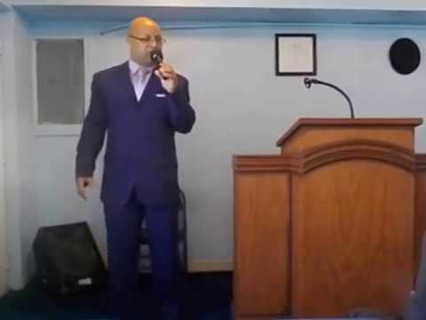 God's Ministry Pastor Tim Goodson(Get Serious About Your Soul!)