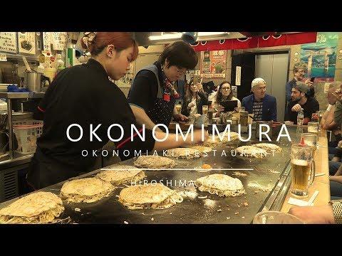 Japan, Hiroshima -  Okonomimura (2018)