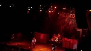 Megadeth En Chile - 30/04/10 - Symphony Of Destruction