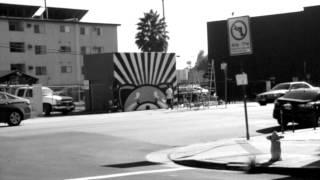 Kiss Land - Melrose Ave. Los Angeles