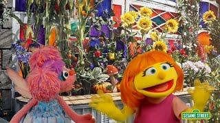Meet Julia, Sesame Street