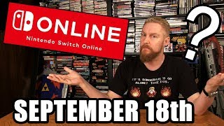 NINTENDO ONLINE DATE ANNOUNCED - Happy Console Gamer