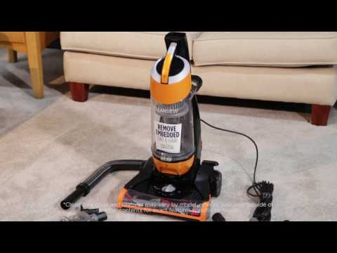 How to Assemble the CleanView Bagless Vacuum Cleaner | BISSELL