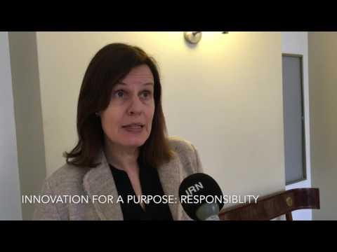 Drones, surveillance and journalism - Astrid Gynnild interview