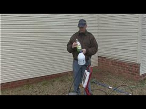 Home Improvement Projects : What Is a Good Cleaner for Vinyl Siding?