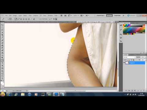 How to create a Render on Photoshop CS5