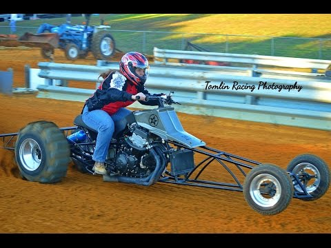Quads Gone Wild Newtown Dragway Dirt Drags
